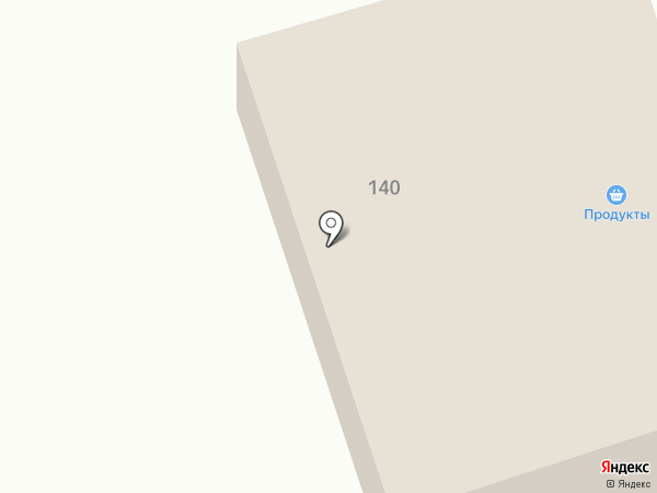 Металлург на карте Ревды