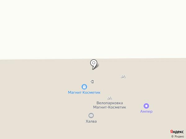 Мебельный дворик на карте Нижнего Тагила