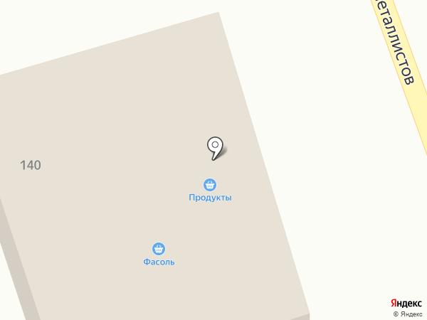 Бафет на карте Ревды