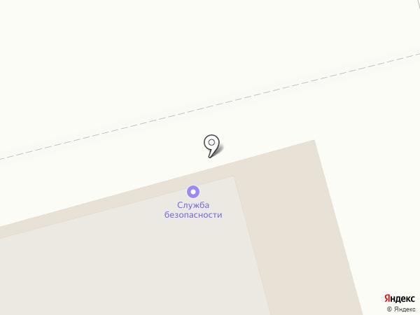 Служба экологической безопасности, МБУ на карте Нижнего Тагила