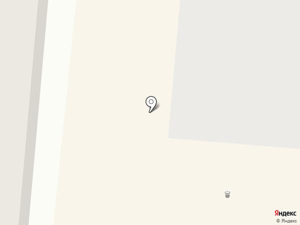 Автомойка на карте Первоуральска