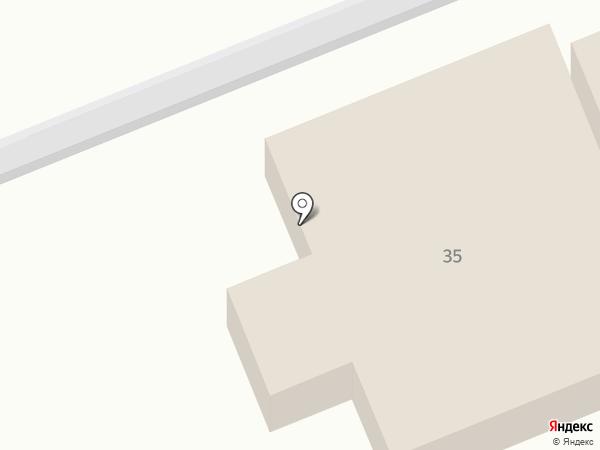Церковь Троицы Живоначальной на карте Ревды