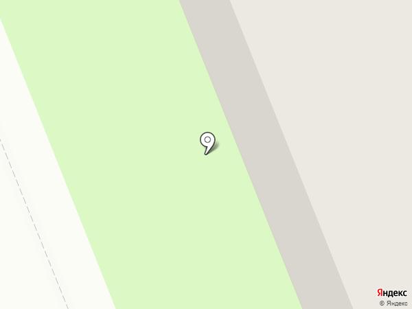 Кыштымский трикотаж на карте Первоуральска