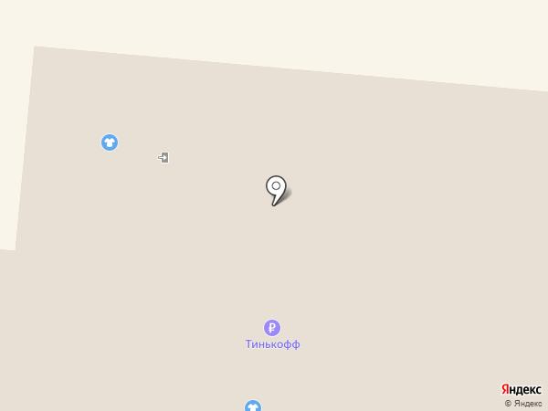 Домус на карте Первоуральска