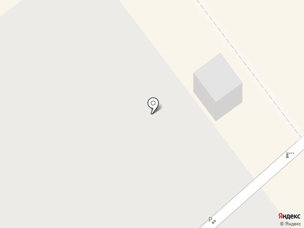 Автостоянка на ул. Ленина на карте Первоуральска