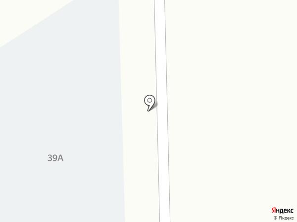 Си-Гал на карте Нижнего Тагила