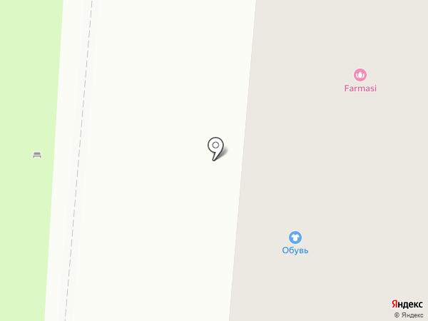 Афоня на карте Первоуральска