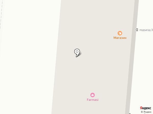 Новосёл на карте Первоуральска