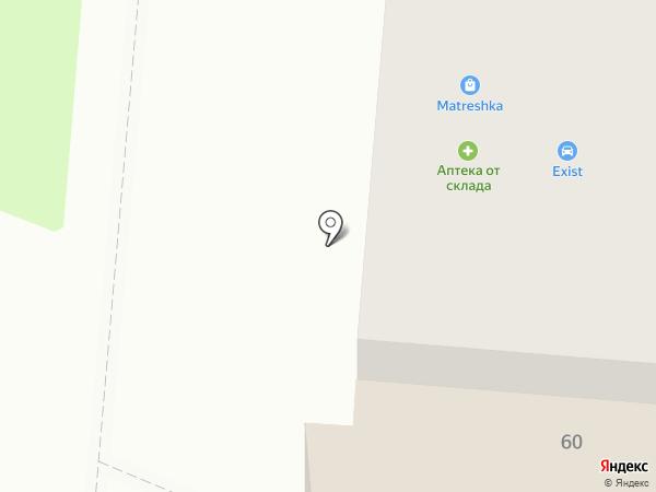 ФилитцЪ на карте Первоуральска
