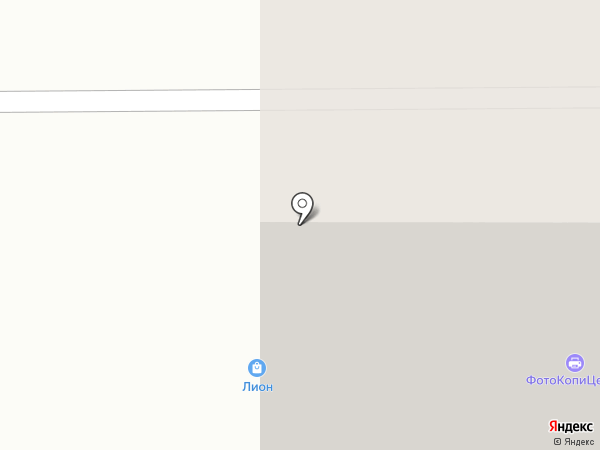 Розалко на карте Нижнего Тагила