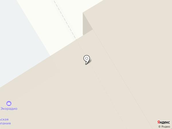Максимум, FM 102.1 на карте Нижнего Тагила