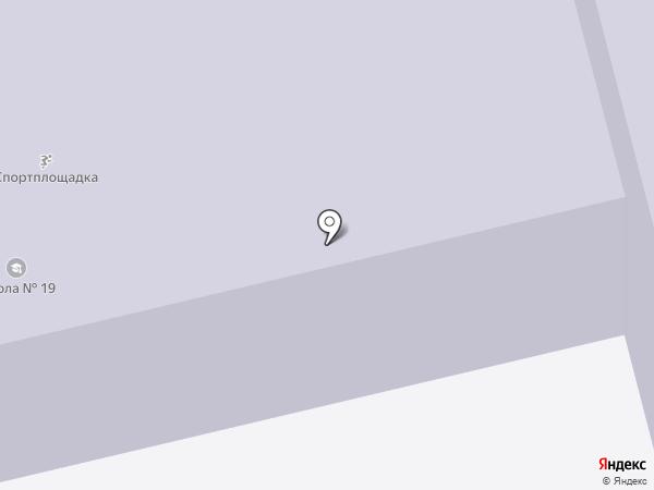Гимназия №18 на карте Нижнего Тагила