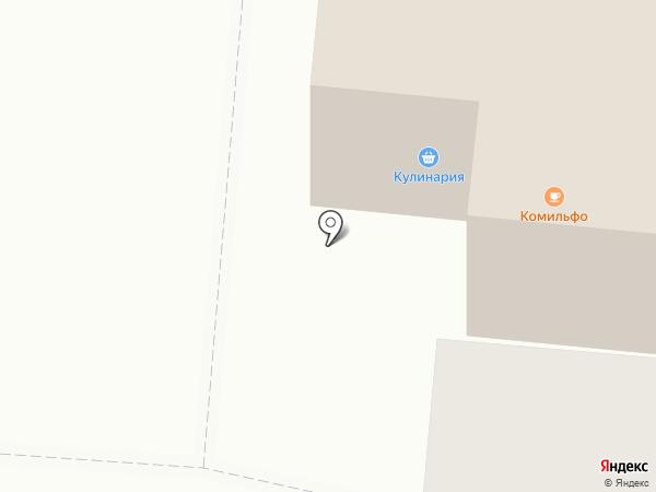 Стар на карте Первоуральска