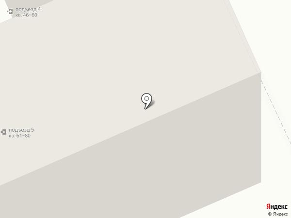 Фартук на карте Нижнего Тагила