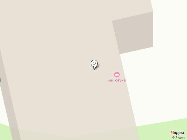 Айвенго на карте Нижнего Тагила