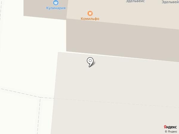 Интерьер на карте Первоуральска