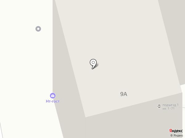 НТ-ГОСТ, ЗАО на карте Нижнего Тагила