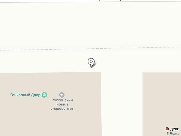 АС Электро на карте Нижнего Тагила