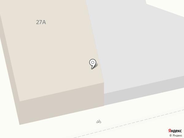 Эко-Пицца на карте Нижнего Тагила