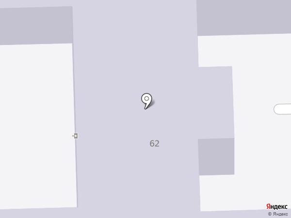 Детский сад №196 на карте Нижнего Тагила