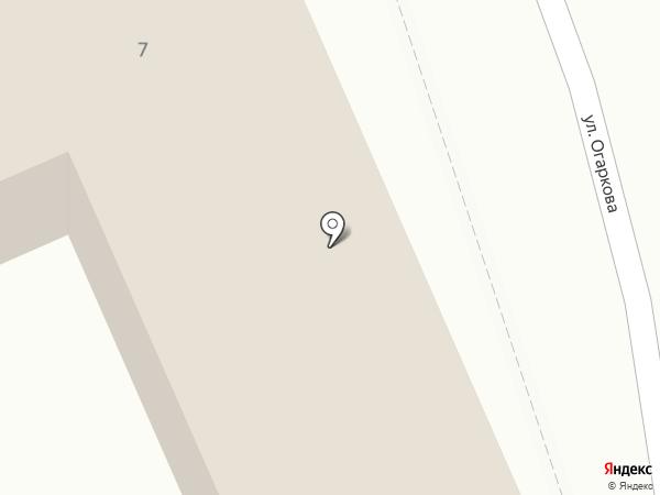 Линия Света на карте Нижнего Тагила