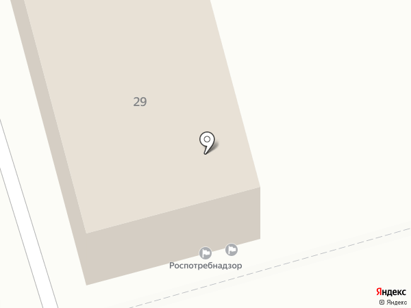 Центр гигиены и эпидемиологии на карте Нижнего Тагила
