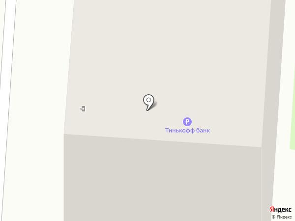 Техновек на карте Первоуральска