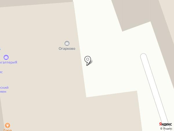 Гор-НТ на карте Нижнего Тагила