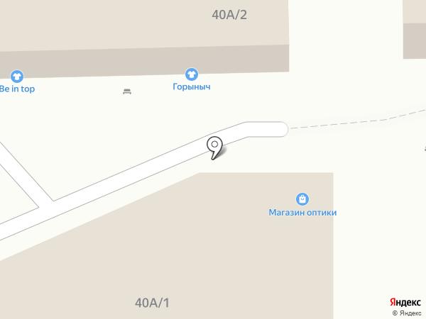 Фантазия на карте Нижнего Тагила