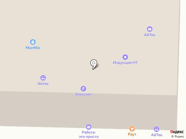 Автоюрист на карте Нижнего Тагила