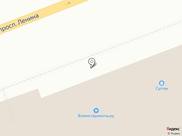 Краснодеревщик на карте Нижнего Тагила