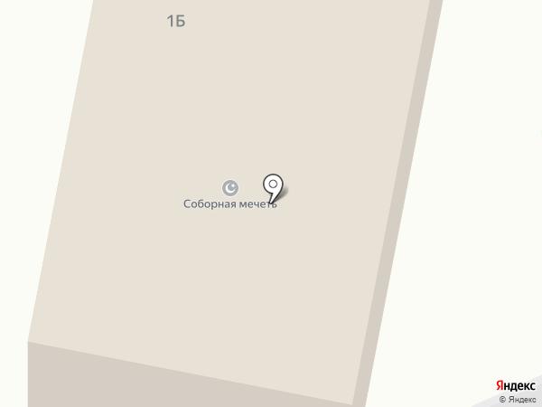 Сабр на карте Первоуральска