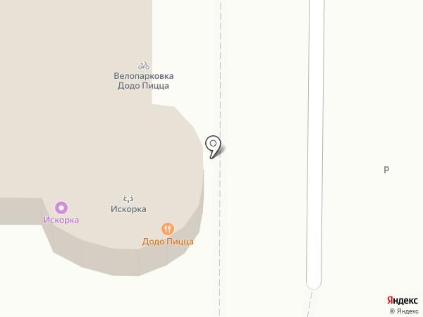 Декор Люкс на карте Нижнего Тагила