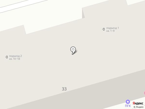Домофёнок на карте Нижнего Тагила