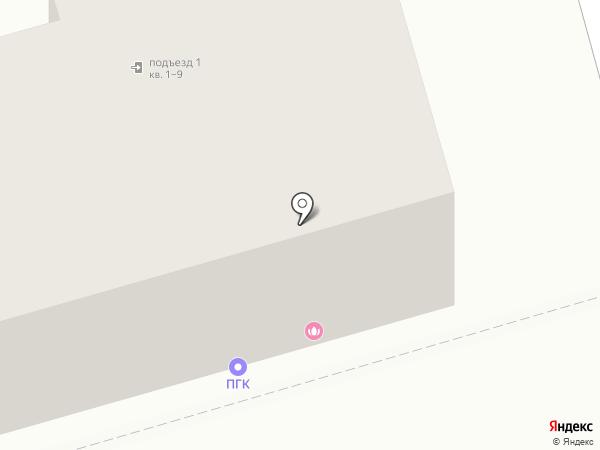 Росс-Тур на карте Нижнего Тагила