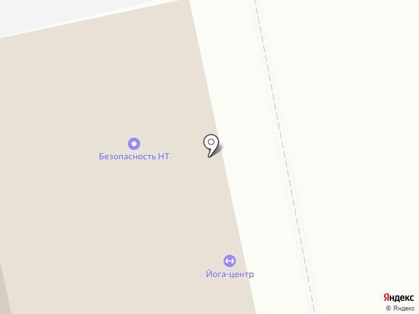 СТМ-Проект на карте Нижнего Тагила