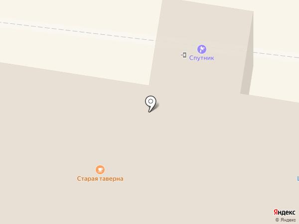 Боулинг-центр на карте Первоуральска