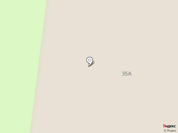 Мебель-студия на карте Первоуральска