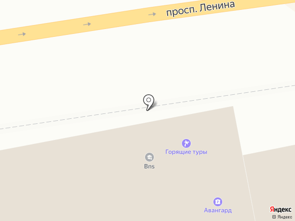 Pedant Нижний Тагил на карте Нижнего Тагила