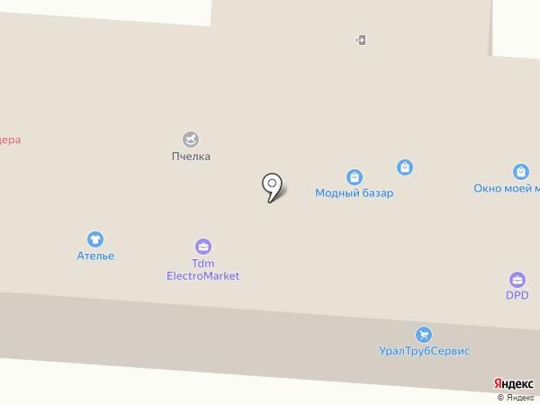 Уральский Центр МеталлоСнабжения на карте Первоуральска