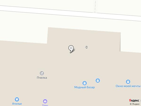 Май на карте Первоуральска