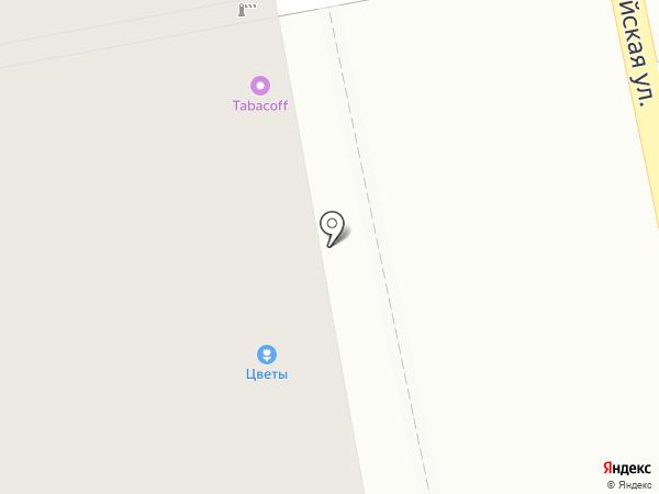 Мастер-М на карте Нижнего Тагила
