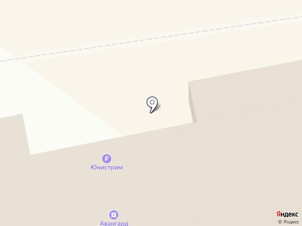 АКБ Авангард, ПАО на карте Нижнего Тагила