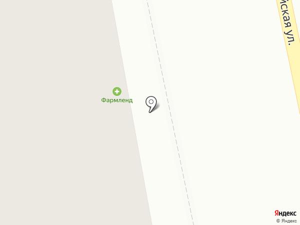 Универсал-расчетный центр на карте Нижнего Тагила