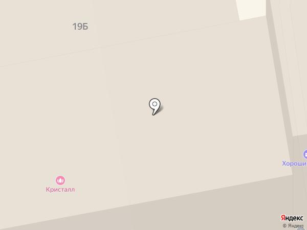 Ковчег на карте Нижнего Тагила