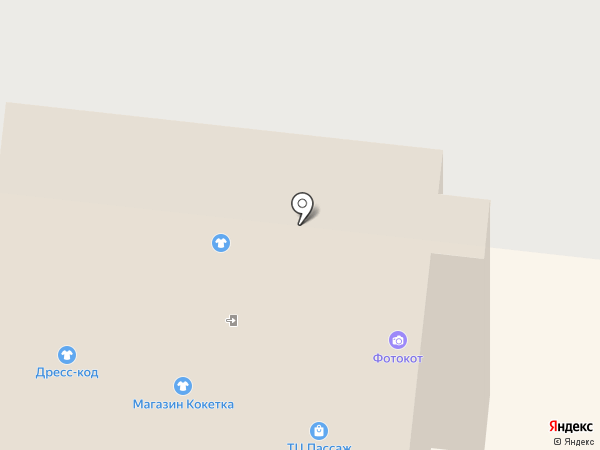 Рекантино на карте Первоуральска