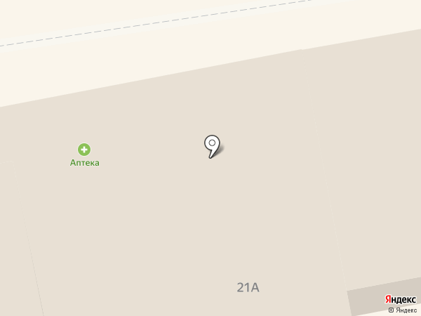 Транзит-1 на карте Нижнего Тагила