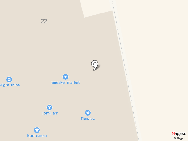 SNEAKER-MARKET на карте Нижнего Тагила