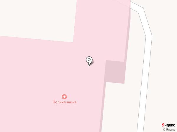 Детская поликлиника №2 на карте Первоуральска