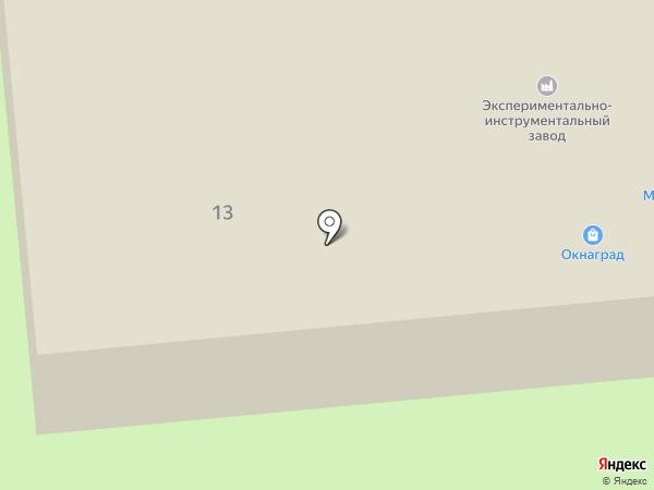 ДЕЛО на карте Первоуральска